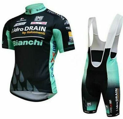 Completo ciclismo/Cycling Jersey and pants Team Bianchi