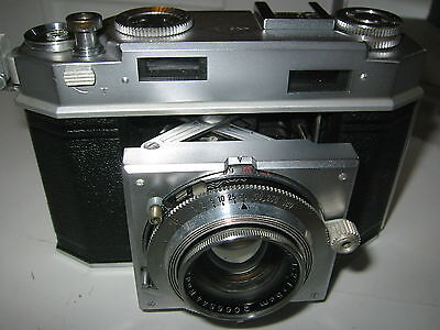 Agfa Karat 36 Rangefinder, Rodenstock Helogon 50Mm F2 Collector Camera