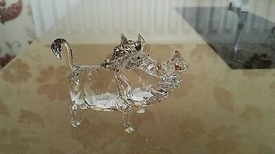 Swarovski Crystal Disney's Pumbaa from The Lion King