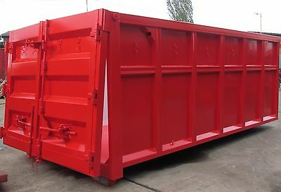 Abrollcontainer, Container, Abroller 30 m3
