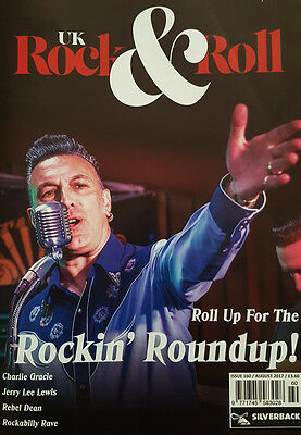 UK ROCK MAGAZINE issue 159 July 2017 Rockabilly Darrel Higham Imelda May
