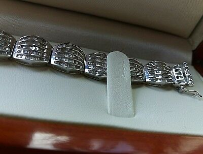 Beautiful Diamond Bracelet Ladies Fine 5.00ct Diamonds!!! **£6995** GREAT PRICE*