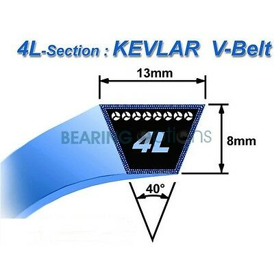AIP Replacement PIX Belt for A-SECTION MADE WITH KEVLAR BLUE A-A29K A29K