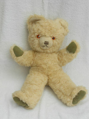 """Deans Rag Book Book Teddy Bear Vintage 1960S/70S With Tag Approx 19"""" Long"""