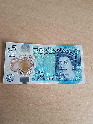 AK47 5 Five Pound Note RARE 1912 Year Titanic Sank Memorabilia White Star Line