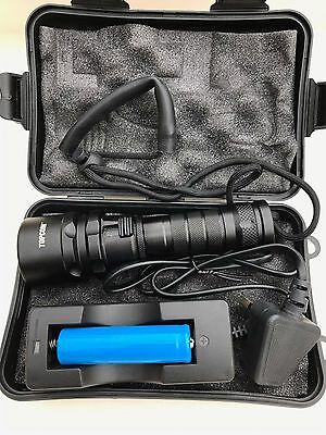 High Powered 1000 Lumens Scuba Diving Torch TP-77