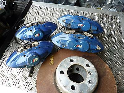 BMW M123i BREMBO BRAKE KIT (F20/F21 LCI) M PERFORMANCE BLUE - LOW MILLEAGE