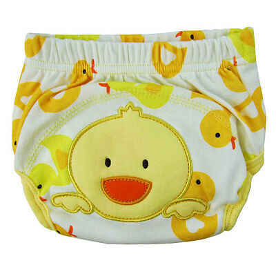 Boy Girl Training Pants Lucky Ducky Toilet Potty Training Underwear 24-29lbs