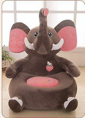 Baby Chair Bean Bag Elephant Feeding Chair Children Seat Sofa For Kids Sleeping