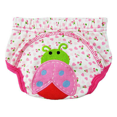 Boy Girl Training Pants Ladybag Toilet Potty Training Underwear 24lbs