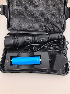 Powerful 600 Lumens Scuba Diving Torch TP-56