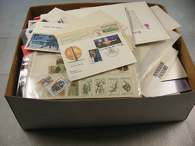 US/WW, Gold Replicas &, Accumulation of Stamps, Covers, Publications &