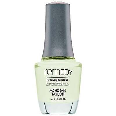 Morgan Taylor Nail Treatment Renewing Cuticle Oil - Remedy 5ml