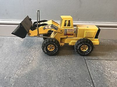 Vintage Tonka Mighty Front Loader Pressed Steel