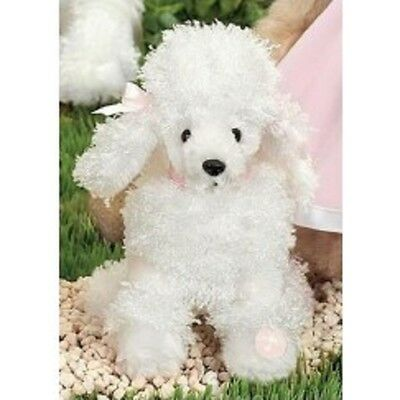 Bearington Bears Collection Pom Pom The Poodle With Sound