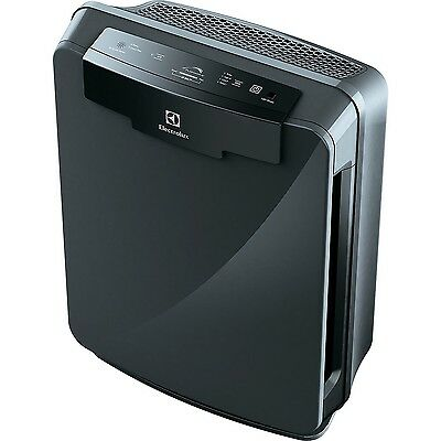 Electrolux oxygen air cleaner air purifier EAP 450 charcoal grey new in box
