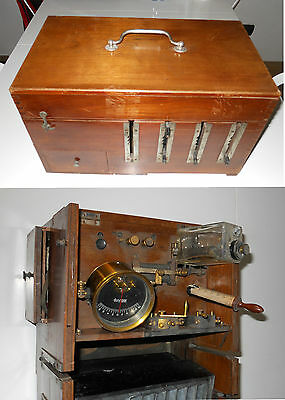 APPARECCHIO FARADICO STRUMENTI MEDICINA ANTICA MEDICAL ARTIFACT  device FARADIC