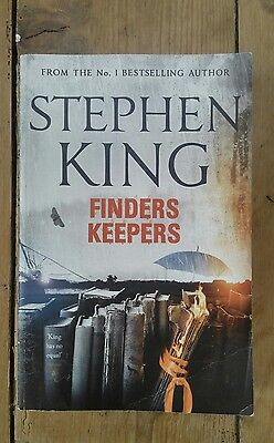 Limited Edition Numbered Proof Stephen King Finders Keepers #309