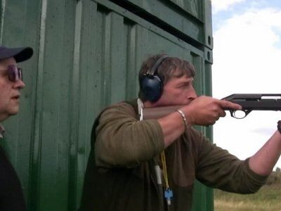 Clay Pigeon Shooting Dvd Tips Lesson Learn 2 Shoot Dvd