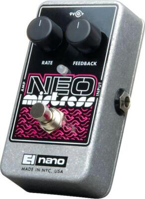Electro-Harmonix EHX Neo Mistress Flanger Guitar Effects Pedal