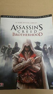 guide officiel assassin's creed brotherhood vf
