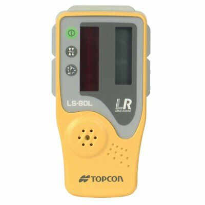 Topcon LS-80L Water and Dust Proof Laser Receiver wo/ Holder - 313540702