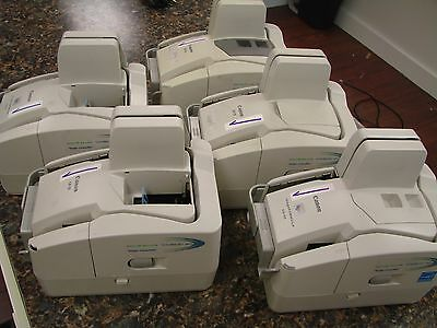 Lot 5x Canon imageFormula CR-55 USB Desktop Check Scanner Reader 300dpi Duplex