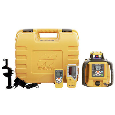 Topcon RL-SV2S Slope Construction Dual Grade Laser Level w/ Receiver - 313990772