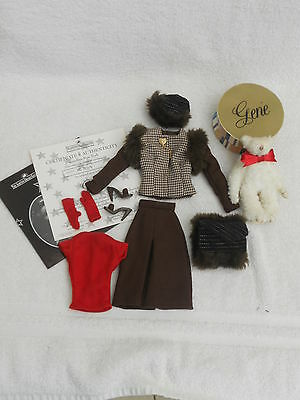 "Gene Doll Tonner Doll Sybarite, Jamieshow Etc 16"" Fashion Doll Clothes 20"