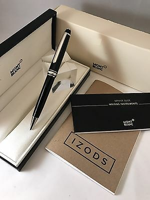 Montblanc Meisterstück Platinum Line 164 Classique Ball Point Pen - NEVER USED
