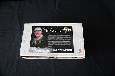 Lefty Kreh Fly Tying Kit - Saltwater (White River Fly Shop)