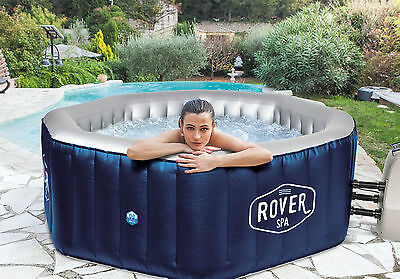 Inflatable Hot Tub Jacuzzi Mspa Lay Z Spa Netspa Rover Inflatable Jacuzzi