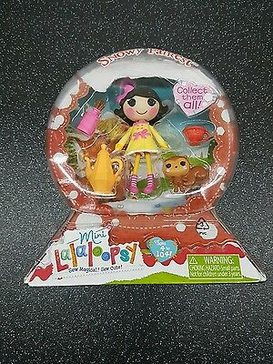 Mini Lalaloopsy Tales Doll+accs Playset RARE Snowy Fairest Complete