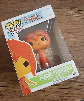 Flame Princess Adventure Time Pop! Vinyl. cartoon. geeky