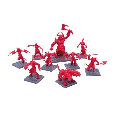 Mantic Games Dungeon Saga: Denizens of the Abyss Miniatures Set MGDS18
