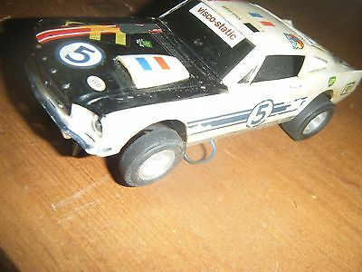 Vintage Riko Metal Chassis and Body Shell