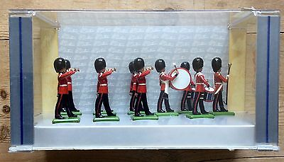 Britains Soldiers The London Scene W Britain Collection Scots Guards Band Boxed