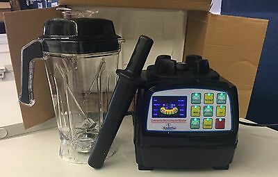 2000W 4Hp Heavy Duty Commercial Food Blender With 2.5Ltr Bpa-Free Jug - New!