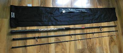 New Shakespeare Sigma Continental Long Distance Feeder Rod 14' 3 Piece