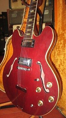 Vintage Original Gibson ES-335 Great Price Wine Red With Hard Case '57 Classics!