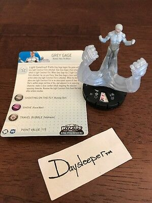 Heroclix Promo Grey Gage WK-004 Convention Exclusive LE
