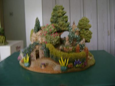 Limited Edition  Lilliput Lane Tranquility. Original Box ,Deeds & Certificate