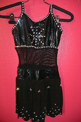 Competition Dance Costume - Child Large
