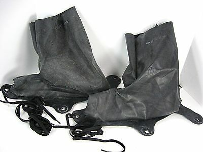 Safety Protective Overboots for Chemical Exposure - Desert Storm/Shield