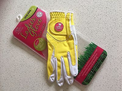 Lady Classic Golf Glove with Magnetic Ball Marker