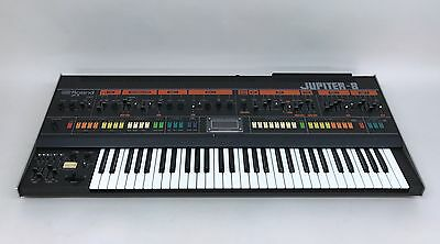 Roland JUPITER 8 Vintage Synthesizer in Excellent Condition