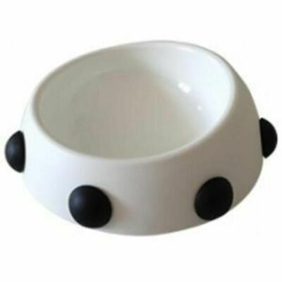 Boss Pet Bowl [Colour: White] [Size: Small]