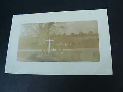 Real Photo RP Postcard - Old Berkshire Hounds - Tubney - Oxfordshire - Fox Hunt