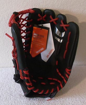 "NWT Nike Mike Trout Sha/Do Edge Baseball Glove Right Handed 12.5"" Black/Red $100"