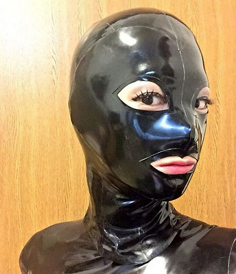 Platex Latex Rubber Hood with Chlorination NEW RRP £150